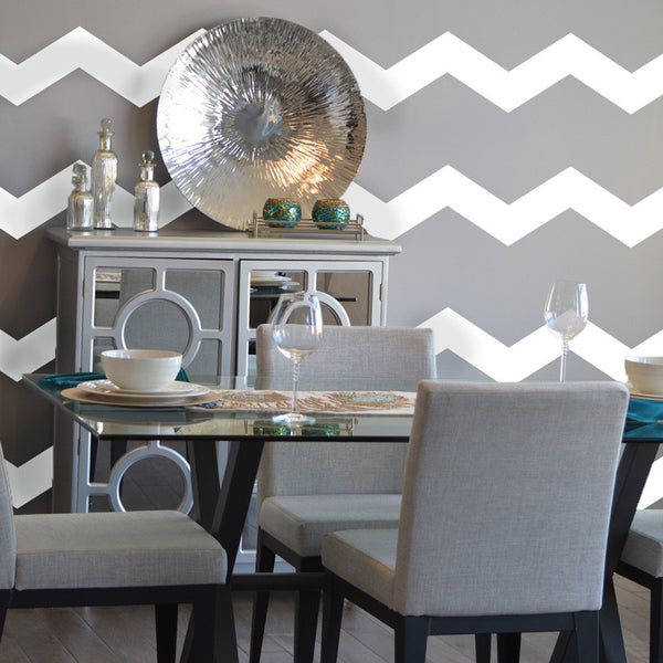 Chevron Pattern - Dana Decals - 1