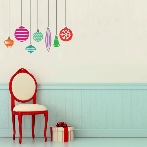 Christmas Ornaments - Dana Decals - 1