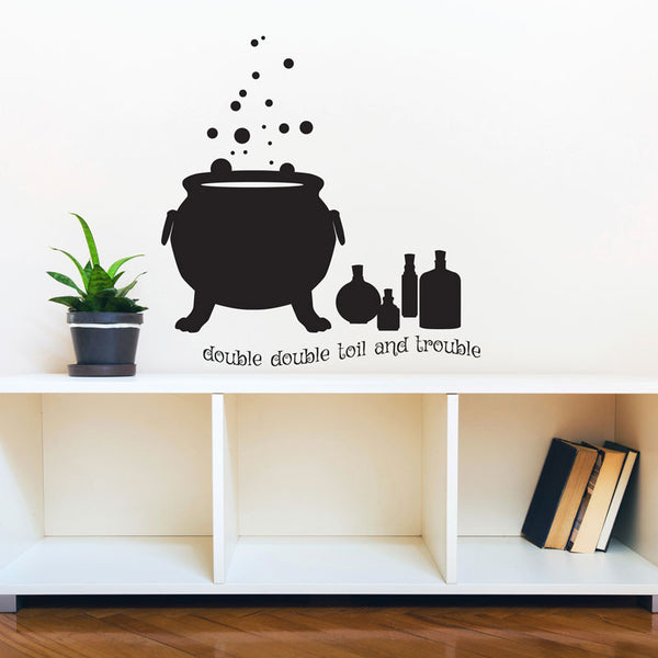 Cauldron and Potions - Dana Decals
