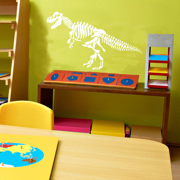 T-Rex Dino Skeleton - Dana Decals - 1