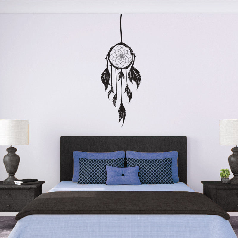 Dream Catcher Silhouette - Dana Decals - 1