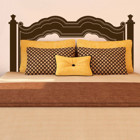 Elegant Headboard - Dana Decals - 1