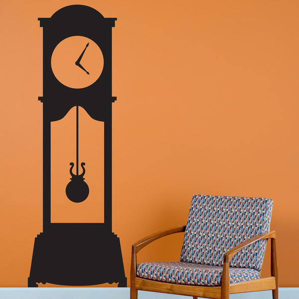 Grandfather Clock - Dana Decals