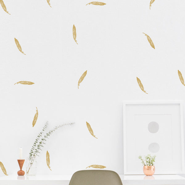 Feather Pattern - Dana Decals - 1