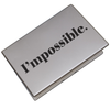 I'mpossible Quote - Dana Decals - 4