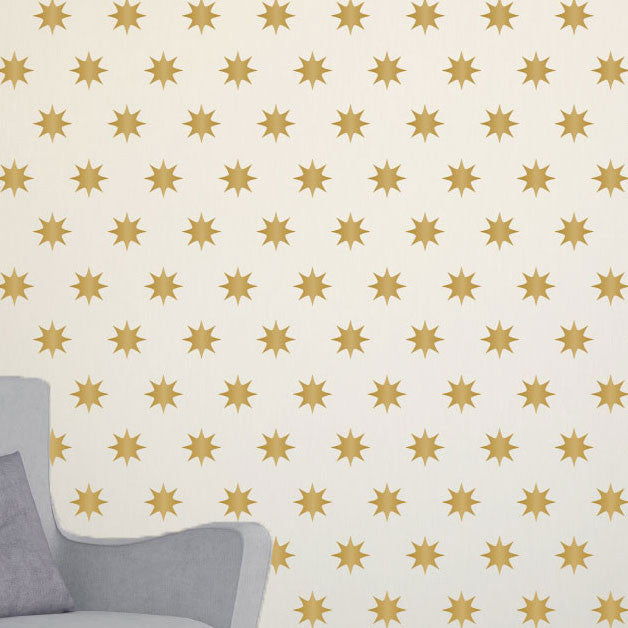 Star Pattern - Dana Decals - 1