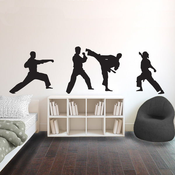 Karate Collection - Dana Decals - 1