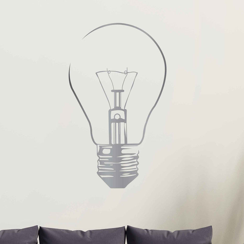 Lightbulb - Dana Decals