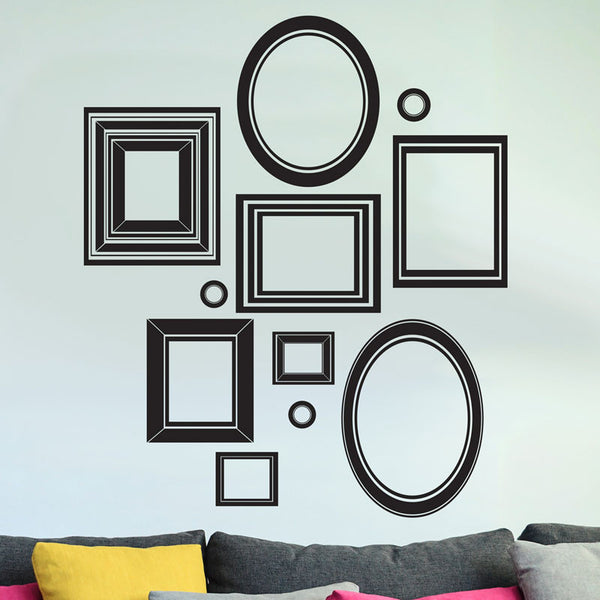 Picture Frames Collection - Dana Decals