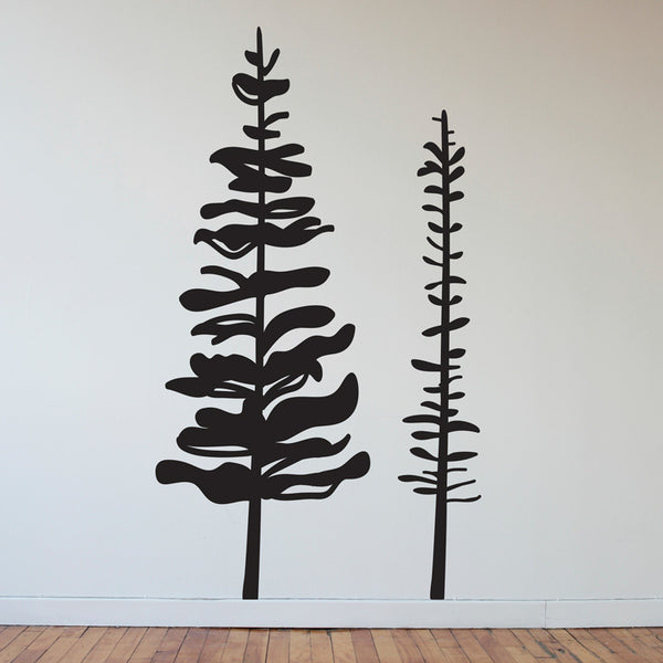 Pine Trees - Dana Decals - 1