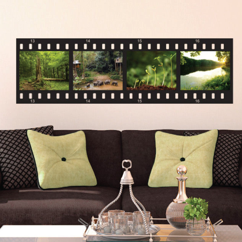Film Strip Style Frame - Dana Decals