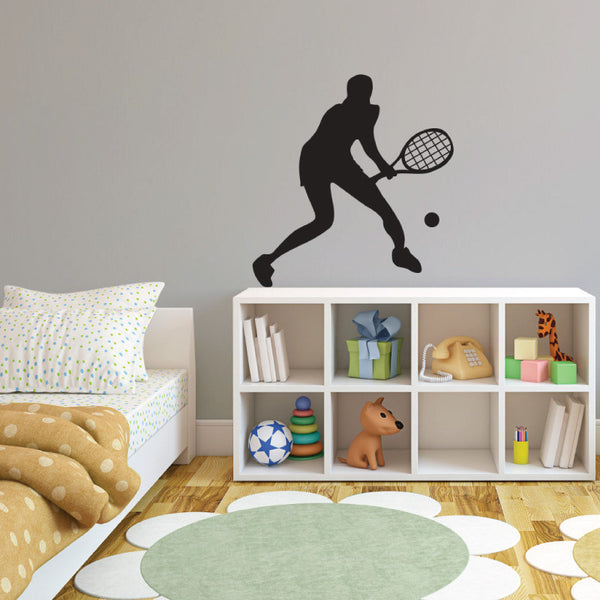 Female Tennis Player - Dana Decals