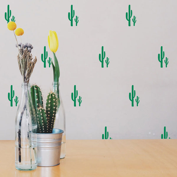 Cactus Pattern - Dana Decals - 1