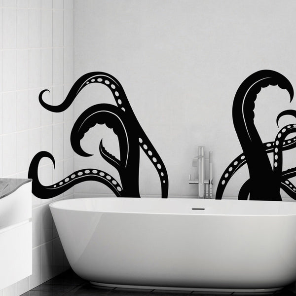 Octopus Tentacles - Dana Decals - 1