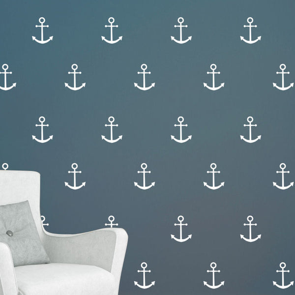 Anchor Pattern - Dana Decals - 1