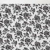 Single Color Flowing Floral Pattern - Dana Decals