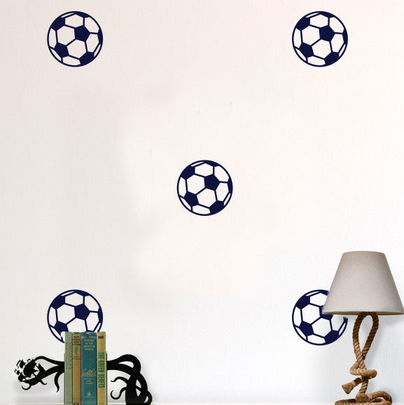 Soccer Ball Pattern - Dana Decals - 1