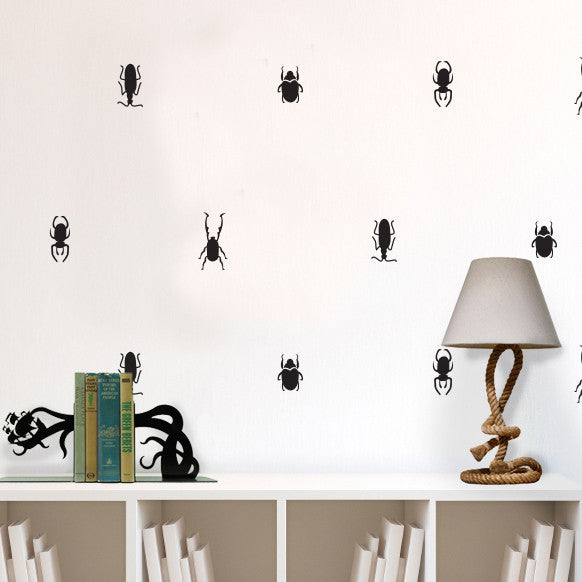 Bug Repeatable Pattern - Dana Decals - 1