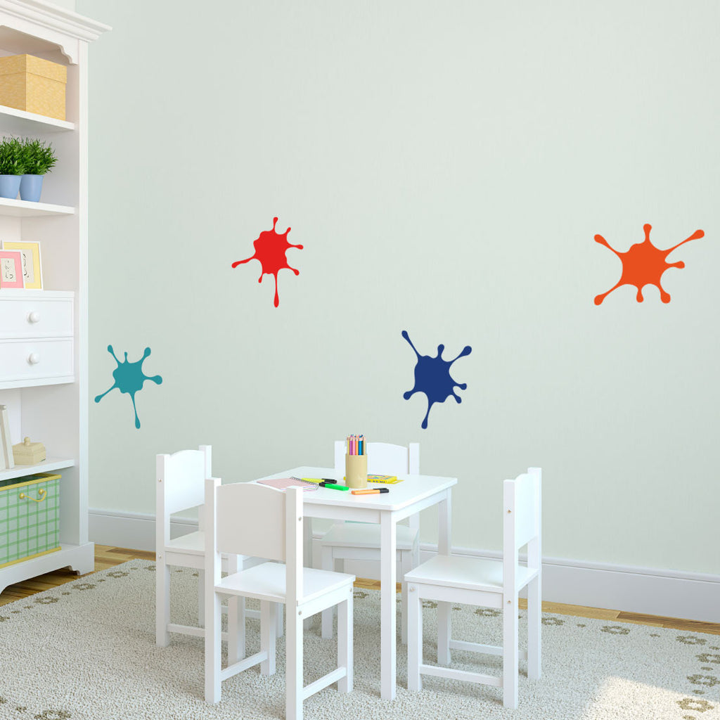 Paint Splatter - Dana Decals - 1