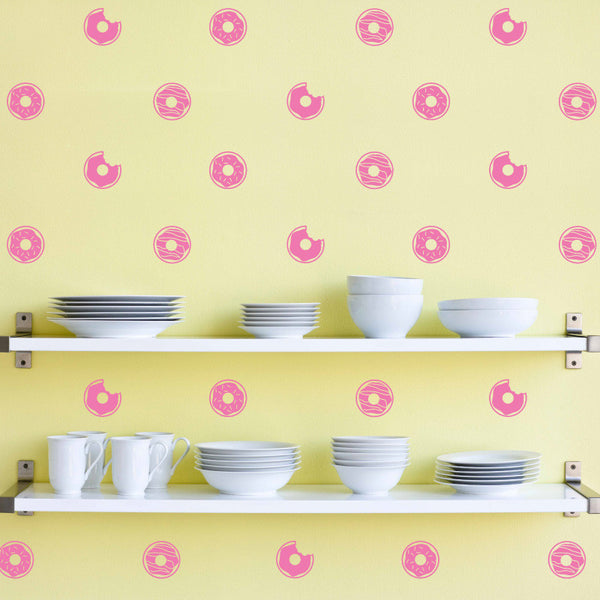 Donut Pattern - Dana Decals - 1
