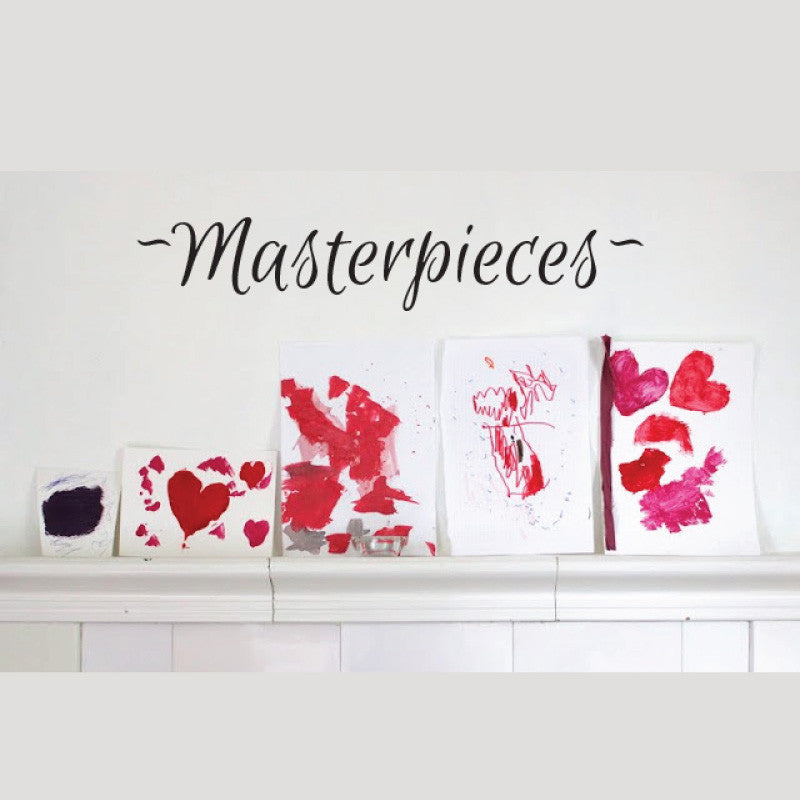 Masterpieces - Dana Decals - 1