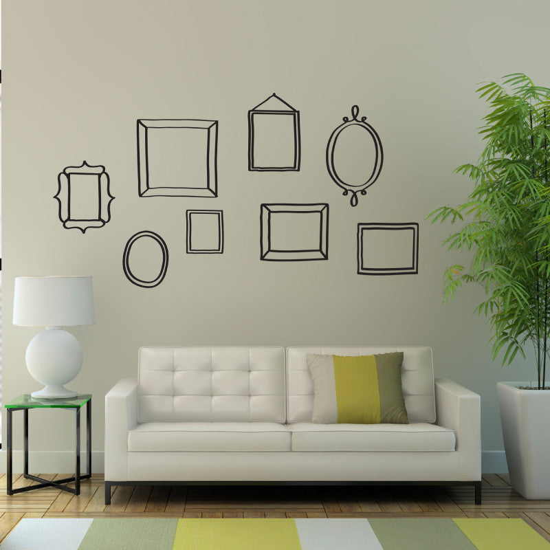 Doodle Frame Collection - Dana Decals