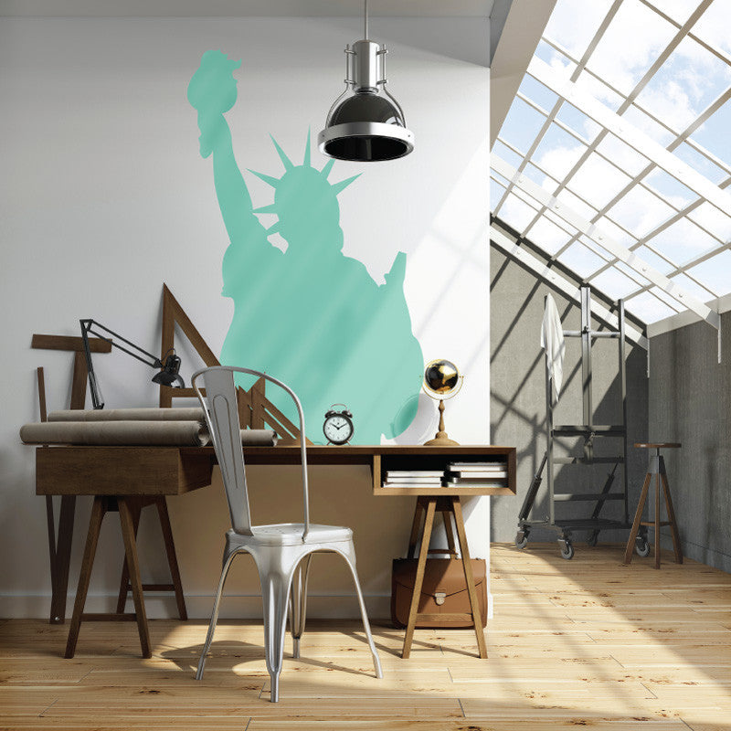 New York City Statue Of Liberty - Dana Decals - 1