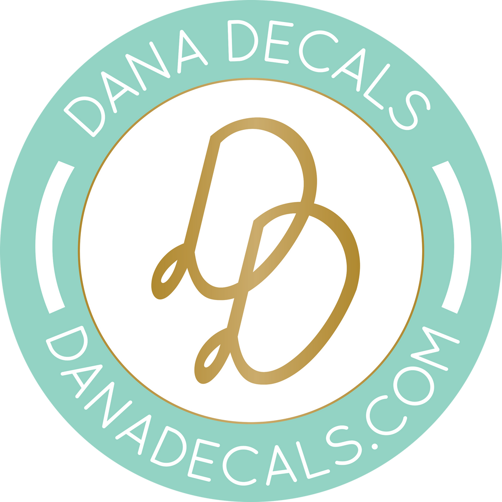 Custom Aimee - Dana Decals
