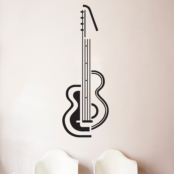 Guitar - Dana Decals - 1