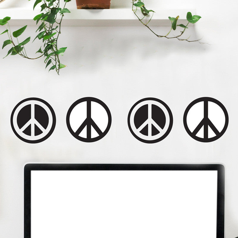 Peace Signs - Dana Decals - 1
