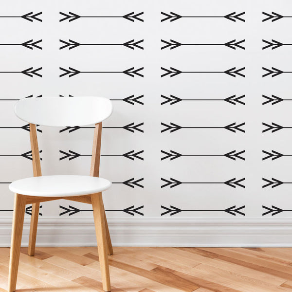 Arrows with a Modern Twist - Dana Decals - 1