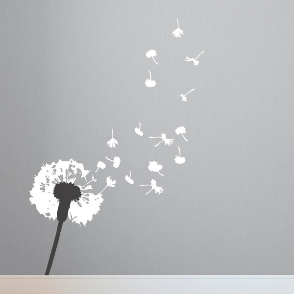 Dandelion Blowing In The Wind - Dana Decals