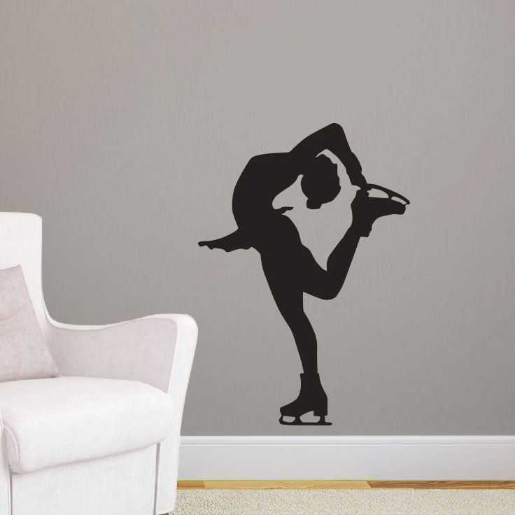 Figure Skater - Dana Decals