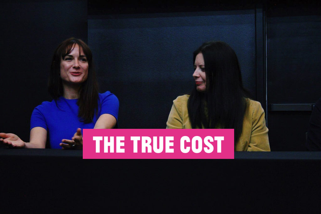 The True Cost: Screening + SF Panel