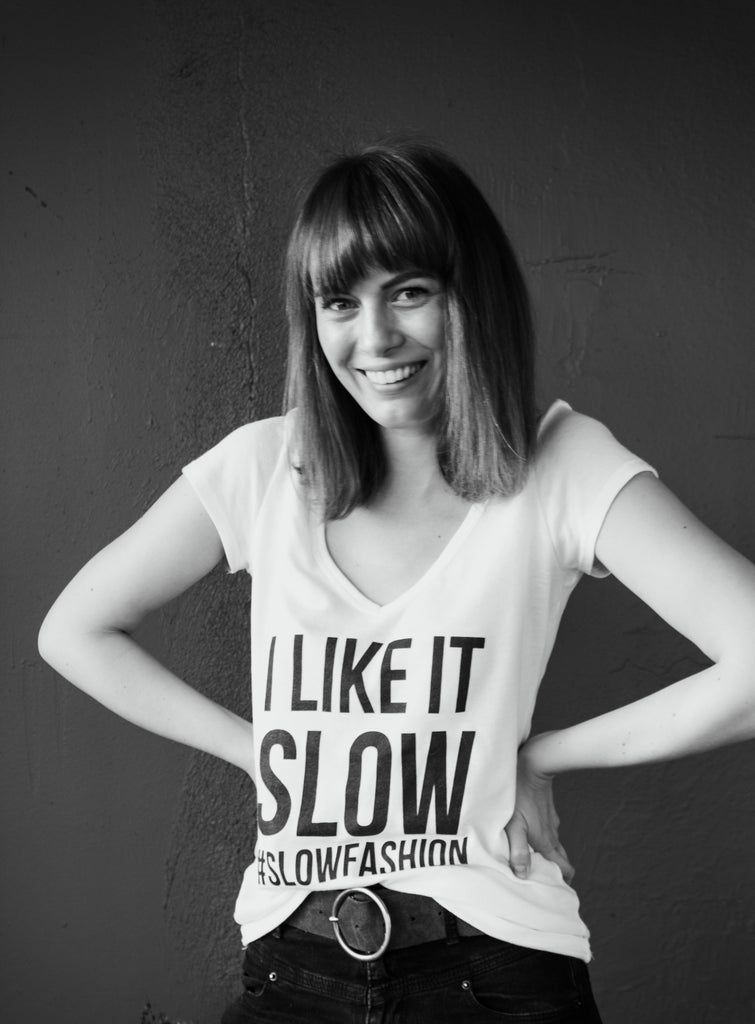 The #SlowFashion Tee