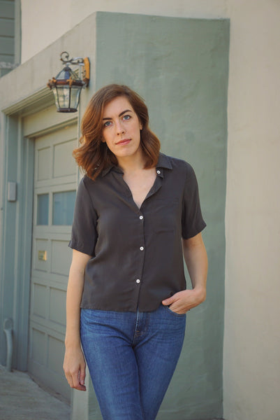 Julie Button Down Shirt