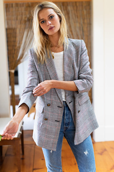 Lee Jacket in Plaid