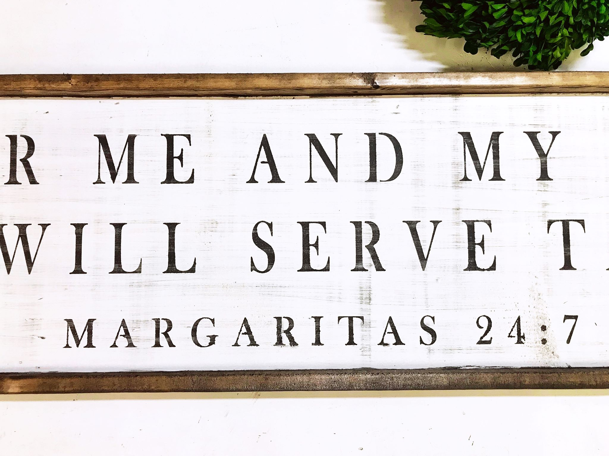 As for Me and My House we will Serve Tacos • Margaritas 24:7 – Ella ...