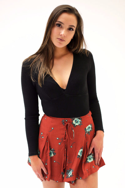 The Carmen Skirt