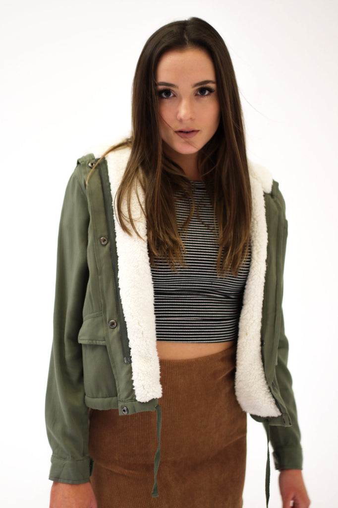 The Sadie Jacket