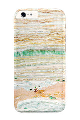 Champagne / iPhone Marble Case - Paletto - 1
