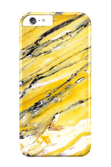 Goldenrod / iPhone Marble Case - Paletto - 1