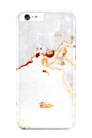 Alabaster / iPhone Marble Case - Paletto - 1