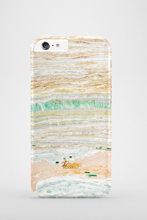 Champagne / iPhone Marble Case - Paletto - 2