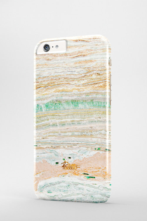 Champagne / iPhone Marble Case - Paletto - 3