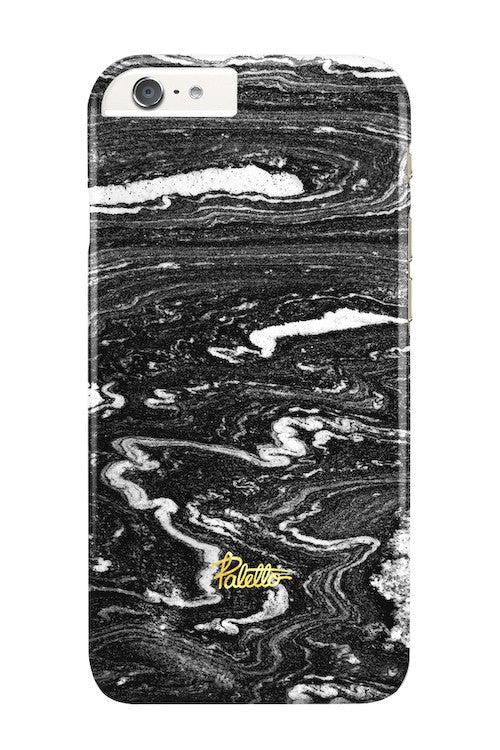 Smoke / iPhone Marble Case - Paletto - 1