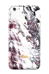 Mauve / iPhone Marble Case - Paletto - 1