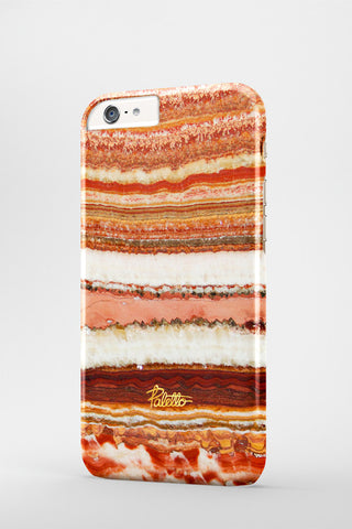 Sunset / iPhone Marble Case