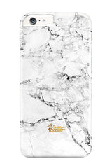Snow / iPhone Marble Case - Paletto - 1