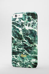 Jade / iPhone Marble Case - Paletto - 3